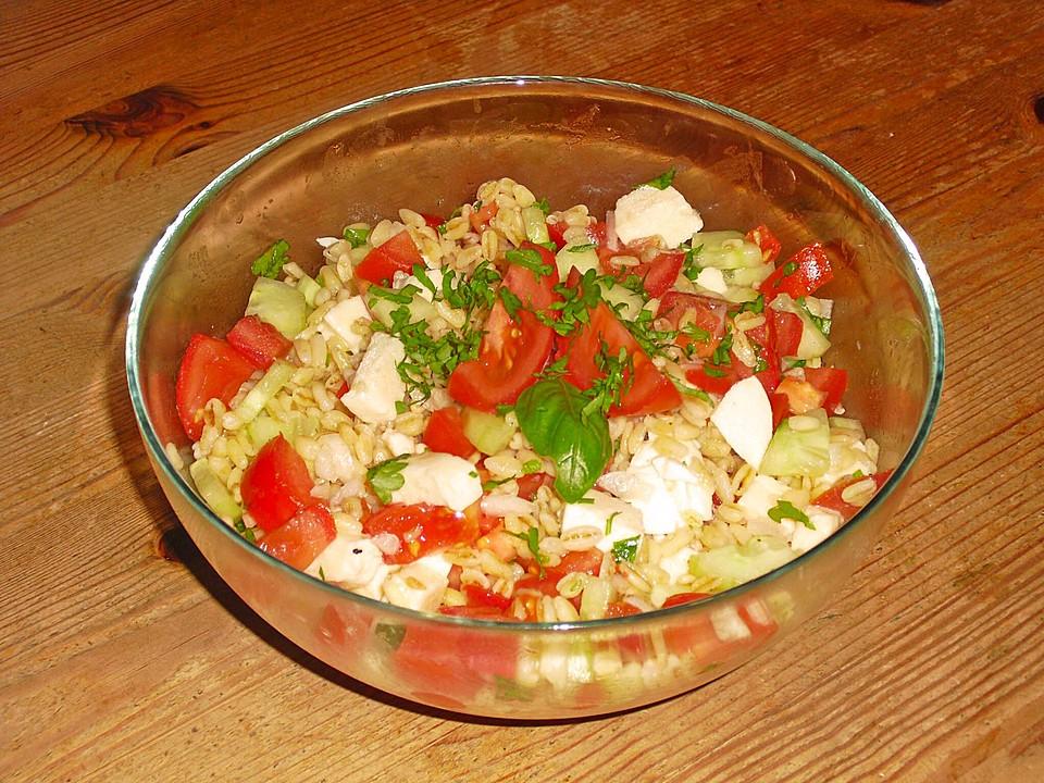 tomaten mozzarella salat mit ebly rezept mit bild. Black Bedroom Furniture Sets. Home Design Ideas