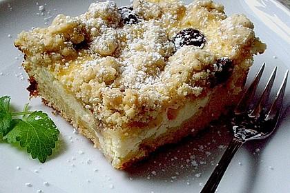 Kirsch - Streuselkuchen 3