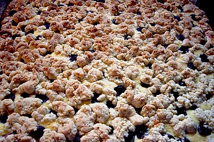 Kirsch - Streuselkuchen 10