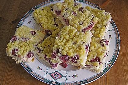 Kirsch - Streuselkuchen 5
