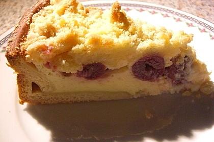 Kirsch - Streuselkuchen 9