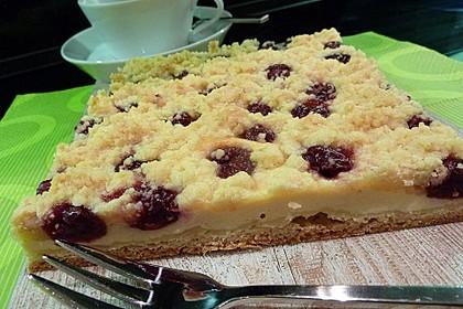 Kirsch - Streuselkuchen 4