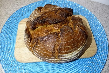 No - Knead - Bread mit Frischhefe 26