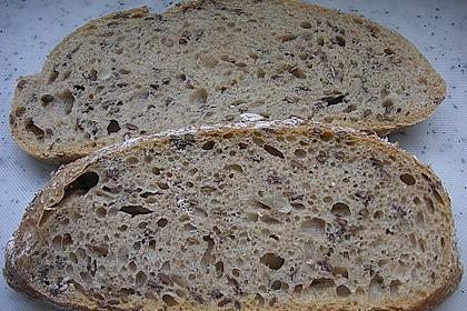 No - Knead - Bread mit Frischhefe 12
