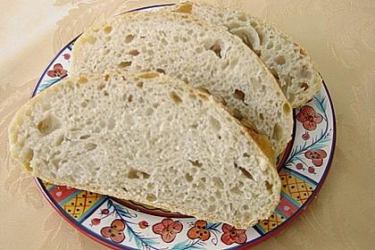 No - Knead - Bread mit Frischhefe 20