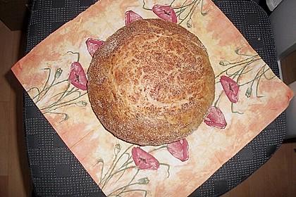 No - Knead - Bread mit Frischhefe 23