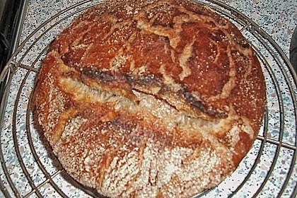 No - Knead - Bread mit Frischhefe 38