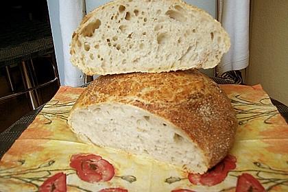 No - Knead - Bread mit Frischhefe 10