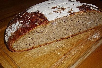 No - Knead - Bread mit Frischhefe 15