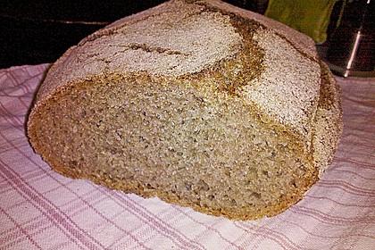 No - Knead - Bread mit Frischhefe 22