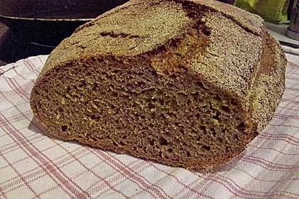 No - Knead - Bread mit Frischhefe 32