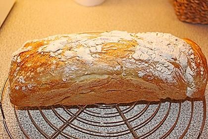 No - Knead - Bread mit Frischhefe 14
