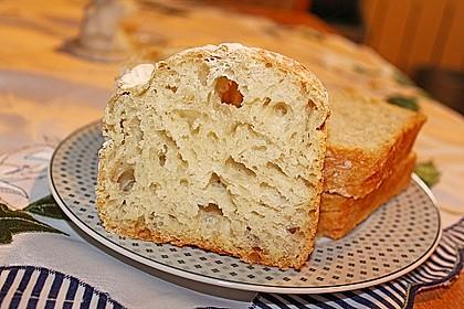 No - Knead - Bread mit Frischhefe 21