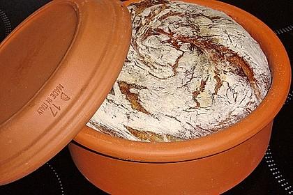 No - Knead - Bread mit Frischhefe 4