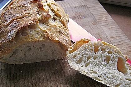 No - Knead - Bread mit Frischhefe 2