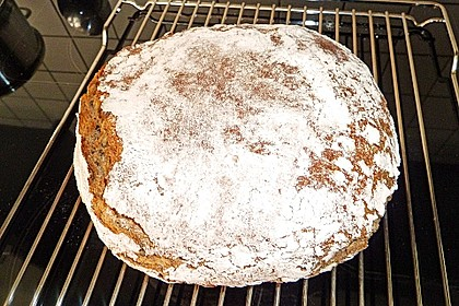 No - Knead - Bread mit Frischhefe 29