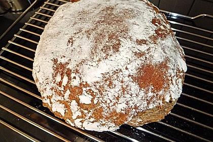 No - Knead - Bread mit Frischhefe 30