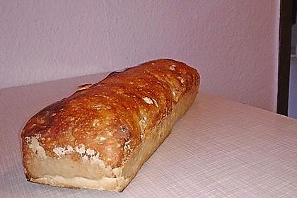 No - Knead - Bread mit Frischhefe 37