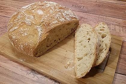 No - Knead - Bread mit Frischhefe 13