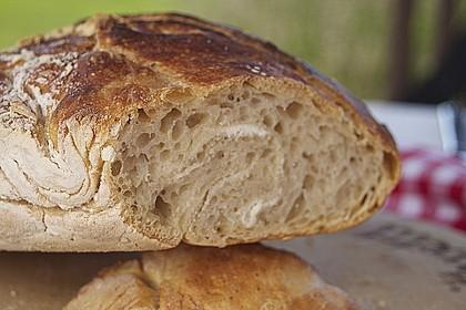 No - Knead - Bread mit Frischhefe 16