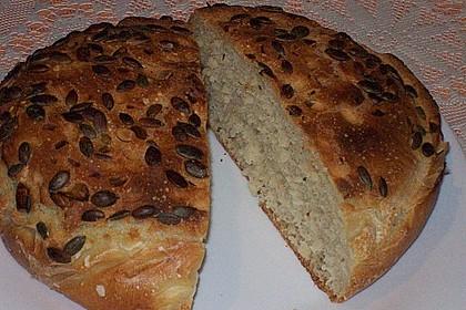 No - Knead - Bread mit Frischhefe 27