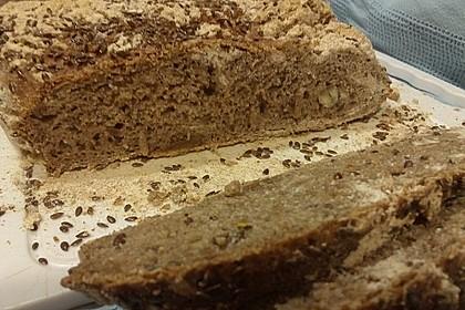 No - Knead - Bread mit Frischhefe 25