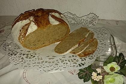 No - Knead - Bread mit Frischhefe 35