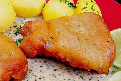 Backfisch in Bierteig 4