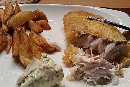 Backfisch in Bierteig 13