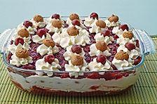 Kirschen - Amaretto - Dessert
