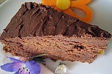 Schokoladenkuchen mit Whiskey