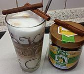 Heißer Kakao mit Honig und Zimt (Bild)