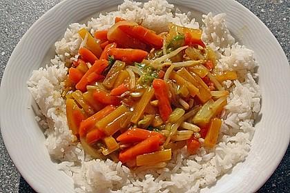 Steckrüben - Curry 1
