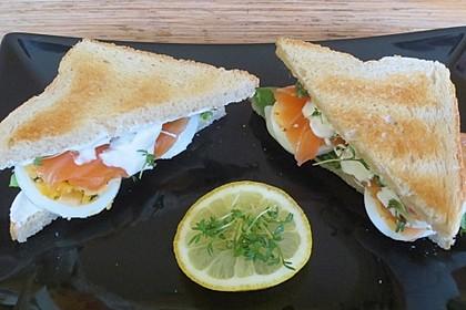 Frühlings - Sandwich