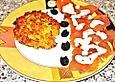 Knusprige Kartoffelpuffer mit Fenchel, Räucherlachs oder Kräuterquark