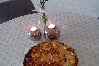 Schafskäse - Zucchini - Quiche 140