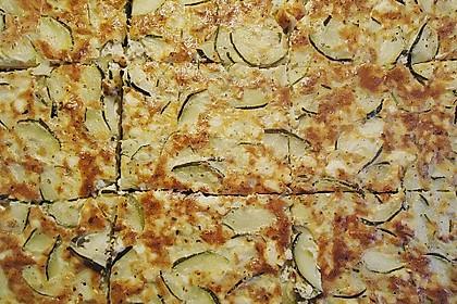 Schafskäse - Zucchini - Quiche 111