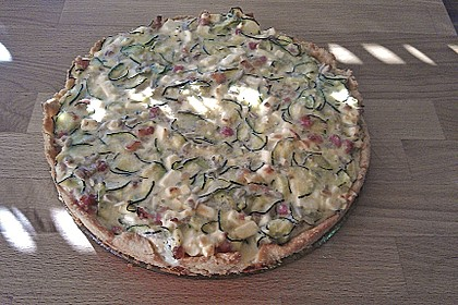 Schafskäse - Zucchini - Quiche 67