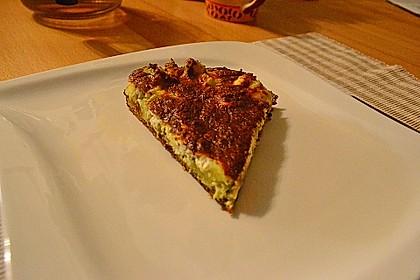 Schafskäse - Zucchini - Quiche 95