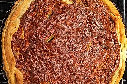 Schafskäse - Zucchini - Quiche 150