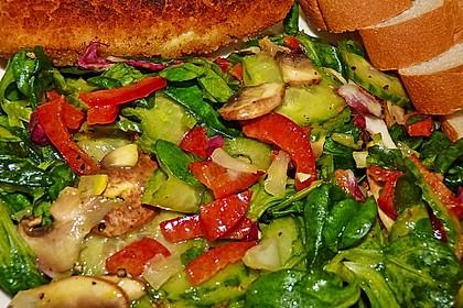 Unsere liebste Salatsoße 5