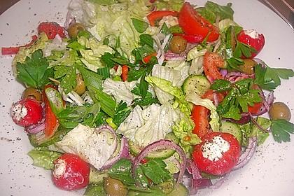 Unsere liebste Salatsoße 8