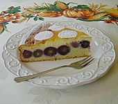 Trauben - Käsekuchen (Bild)