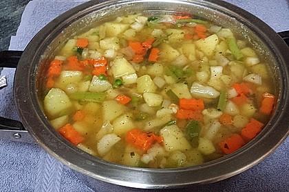 Kartoffelsuppe 2