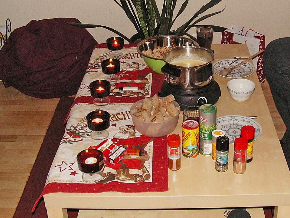 schweizer k sefondue mit paprikaschnecken rezept mit bild. Black Bedroom Furniture Sets. Home Design Ideas