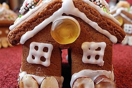 Knusprige Weihnachtskekse / Nikolauskekse zum Ausstechen 8