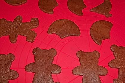 Knusprige Weihnachtskekse / Nikolauskekse zum Ausstechen 12