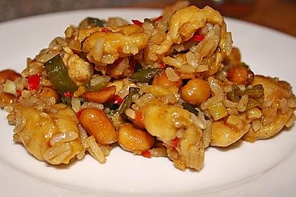 Gong Bao Chicken 8