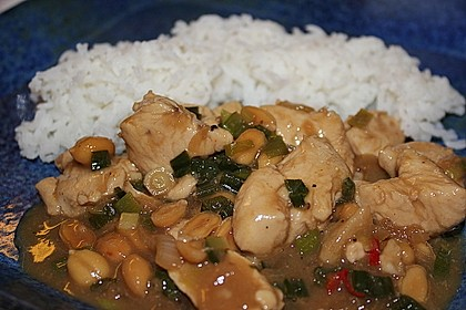 Gong Bao Chicken 13
