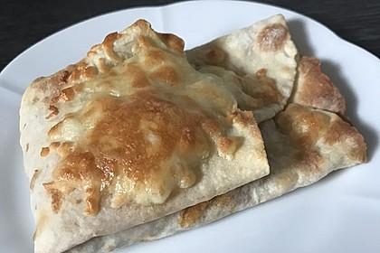 Tortillas aus Weizenmehl 35